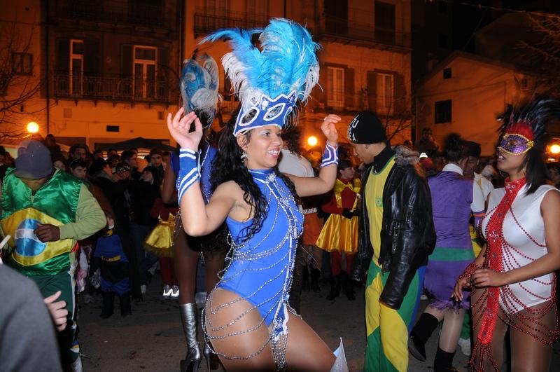 Stigliano, XXV edizione del Carnevale