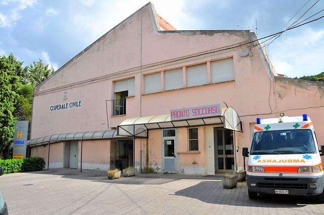 Stigliano: Ospedale Salvatore Peragine