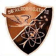 Stemma della 36ª aerobrigata i.s.