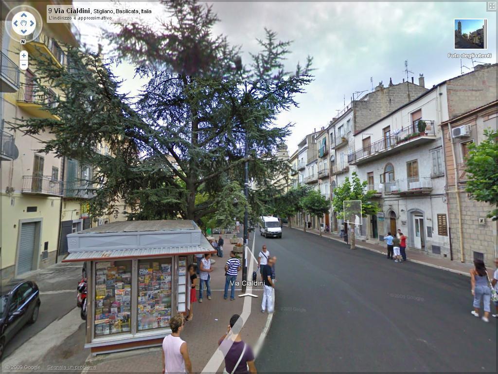 Immagine di Google maps. clicca per accedere in Google maps