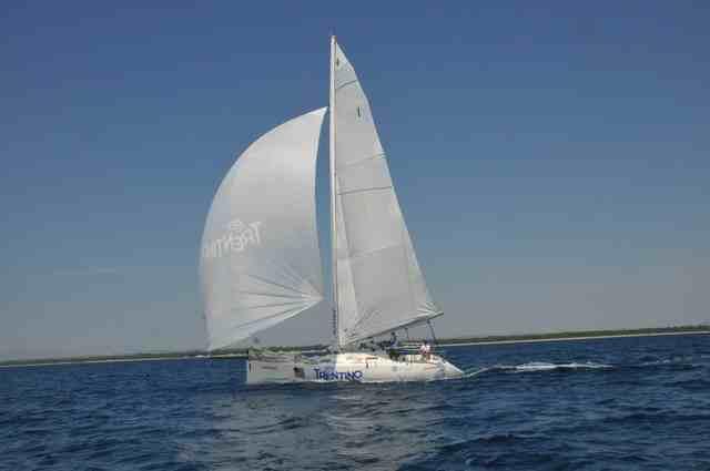 la barca Riva del Garda TRENTINO