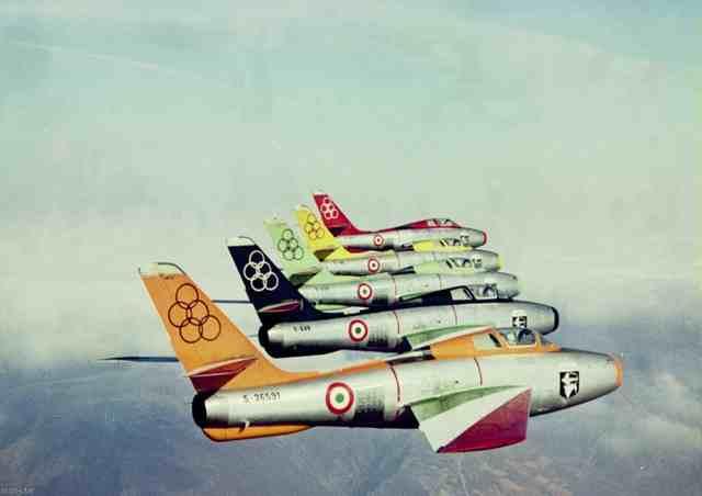 foto dell'Aeronautica Militare