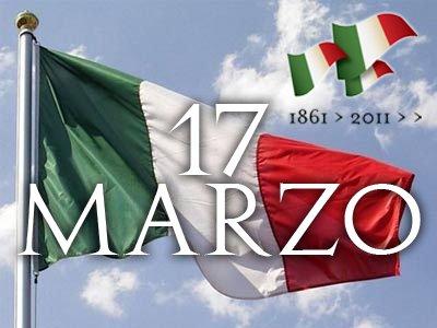 17 marzo è la data in cui Vittorio Emanuele proclama nel 1861 il Regno d'Italia