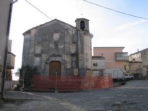 Stigliano (MT), chiesa di San Vincenzo