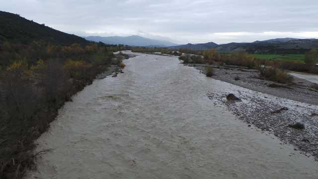 il fiume Sauro a Caputo