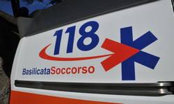 118 Basilicata Soccorso Stigliano