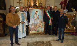 Aliano (MT), il San Luigi di Nicola Iosca
