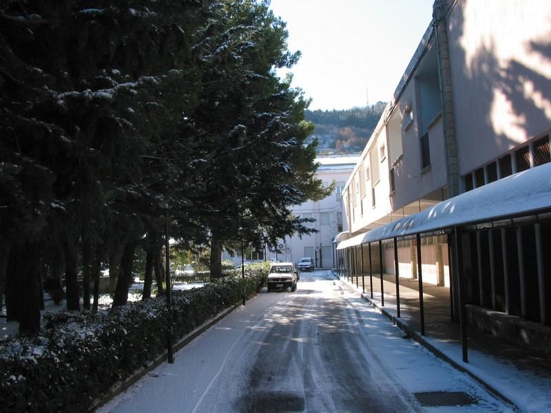 Stigliano, ospedale Salvatore Peragine