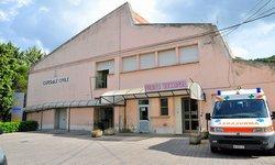 Stigliano (MT), l'ospedale