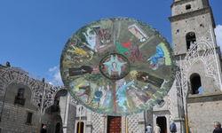 Stigliano, Il Tondo delle Storie di Sant'Antonio