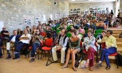 Aliano (MT), l'auditorium. Foto di Saverio Panariello