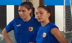 Angela Gariuolo e Francesca Disisto