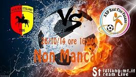 Real Stigliano vs Real Five Fasano