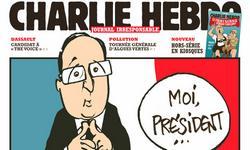 """vignetta del settimanale satirico francese """"Charlie Hebdo"""""""