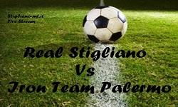 Calcio a 5 - Real Stigliano Vs iron Team Palermo