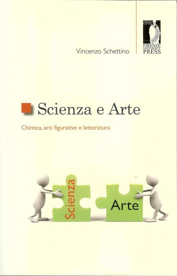 Scienza e arte, il libro del Prof. Vincenzo Schettino
