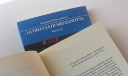 La freccia di mezzanotte,il libro di Giuseppe Colangelo