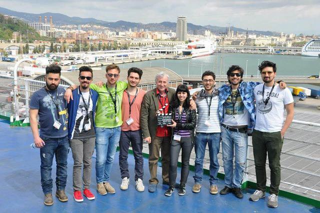 Cinemadamare, otto giovani cineasti lucani a Barcellona