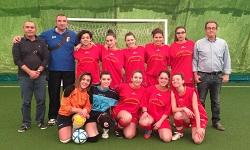 Calcio a 5 Femminile IIS Stigliano