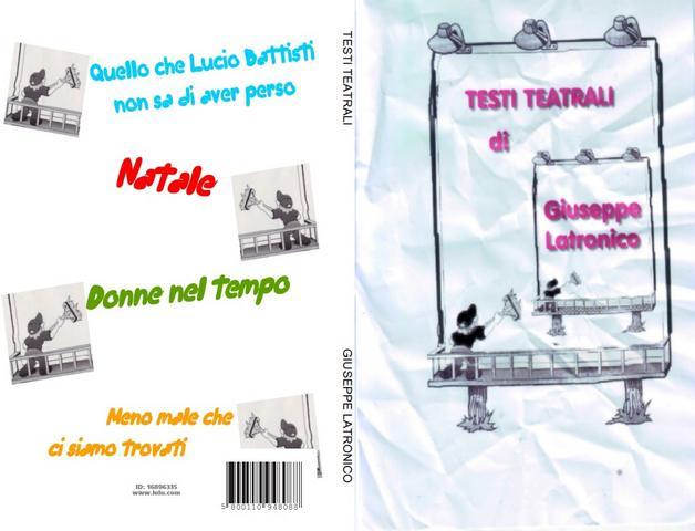 testi teatrali di Giuseppe Latronico