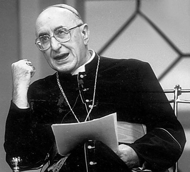 Cardinale Giacomo Biffi