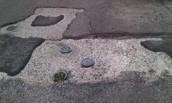 buche sulle strade