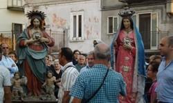 fetsa dei Sacri Cuori a Stigliano