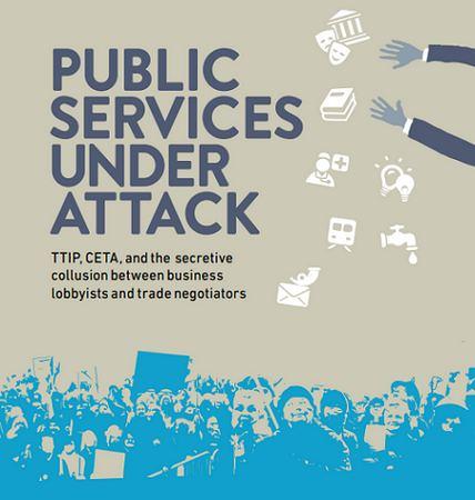 Petizioni contro il T.T.I.P.