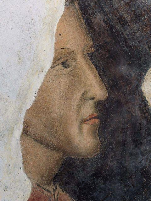 il primo ritratto di Dante Alighieri