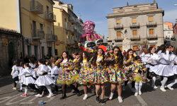 carnevale di Stigliano 2016