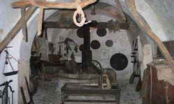 Centimolo macinante a mula del XVII secolo