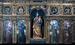 Giornate FAI, Il Polittico rinascimentale di Simone da Firenze