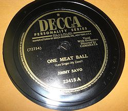 Jimmy Savo
