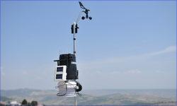 Stigliano (MT), la stazione meteo