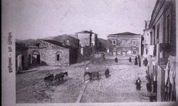 Stigliano agli inizi del 1900, foto de l'Angolo della memoria