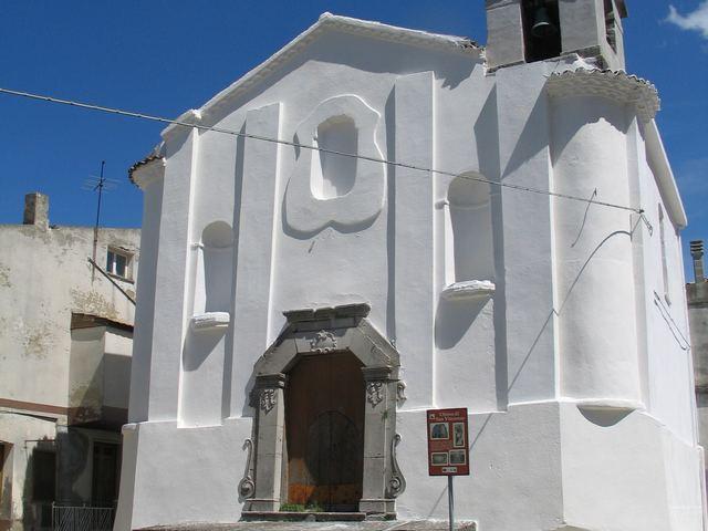 Stigliano (MT), la Chiesa di San Vincenzo