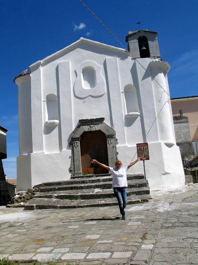 Basilicata Attrattiva: Stigliano (MT), la Chiesa di San Vincenzo