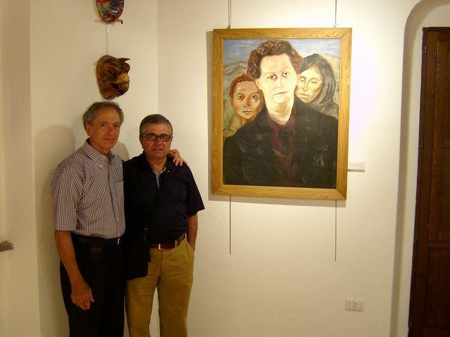 da sinistra: Nicola Iosca e Vito Angelo Colangelo