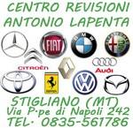 Lapenta revisioni Stigliano