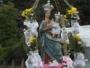 Partono i lavori di restauro della Statua di S. Maria la Beata e dell' Immacolata