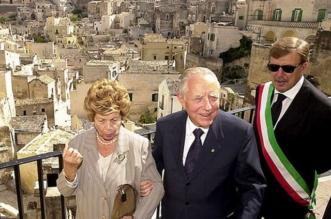 Il Presidente Ciampi a Matera nel 2001