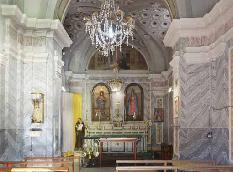 Stigliano, Cappella dei Sacri Cuori