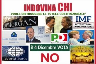 referendum 2016 Comitato per il No