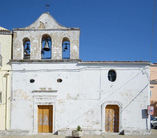 Stigliano, la Cappella dei Sacri Cuori