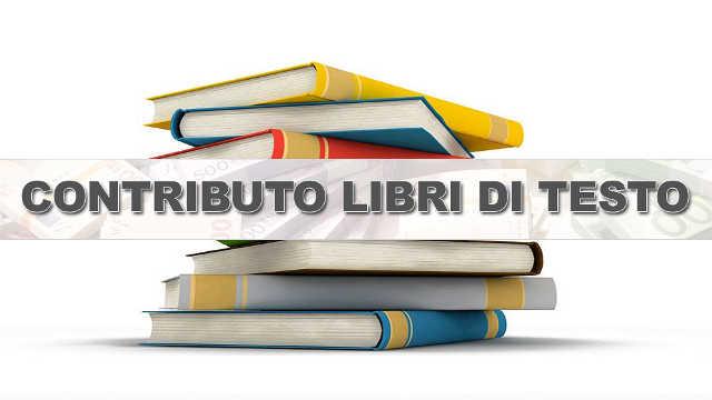 contributo libri di testo
