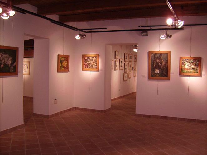 Aliano, Pinacoteca Carlo Levi - Foto di Lodovico Alessandri
