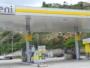 Stigliano, stazione di servizio ENI