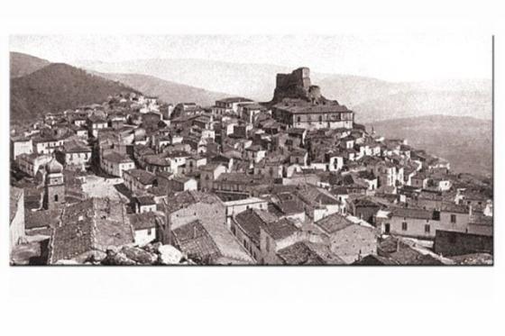 Stigliano (MT) agli inizi del 900