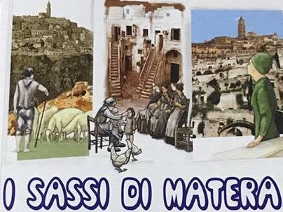 il libro I Sassi di Matera