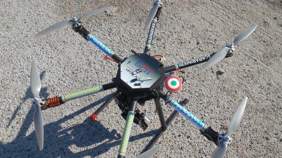 corso pilota di drone a Pisticci